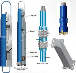 Reverse Circulating Junk Basket and magnet, casing scrapper, Mill, ditch magnet